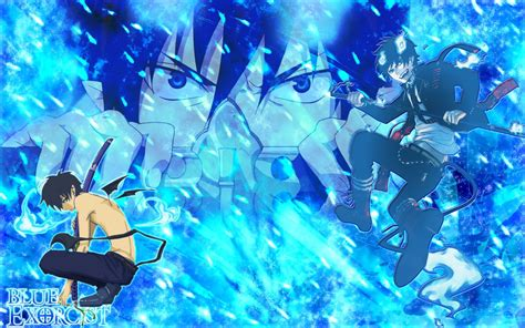 anime wallpaper blue exorcist blue exorcist anime with a side of sarcasm