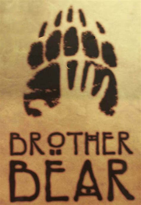 brother bear bears moments 2003 feature length