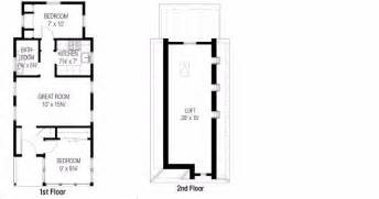 Modern Shotgun House Plans 7 ideal small house floor plans under 1 000 square feet