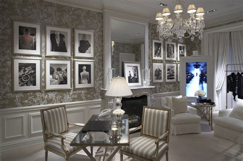 Ralph Lauren Home Interiors | ralph lauren interior design the perfect black