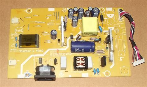 Power Supply Projector Infocus 715g2852 2 lcd power inverter board lcd power supply
