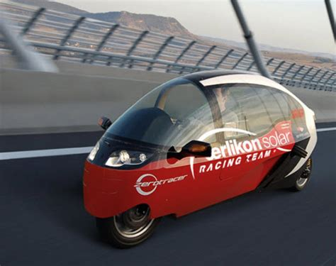 Cabin Of A Car by Zerotracer An Electric Bike With A Car Like Cabin