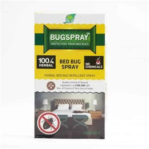 natural bed bug repellent bugspray herbal bed bug repellent spray