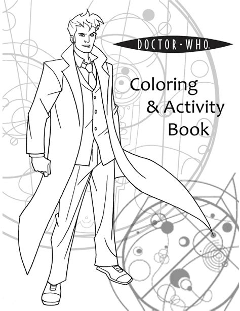 dr who coloring book 113 best images about passive library the on