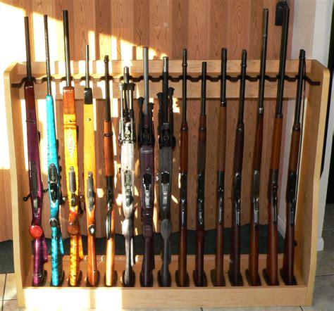 shop wood rack plans
