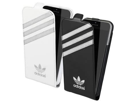 adidas silver flip hoesje iphone  kloegcomnl