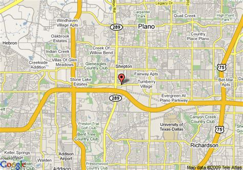 map of plano texas and surrounding areas map of quality inn suites plano plano