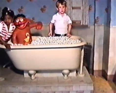 Ernie In The Bathtub by The Ken P D Snydecast Experience Sesame Place