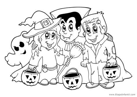 imagenes de halloween para imprimir dibujos para imprimir y colorear en halloween etapa infantil