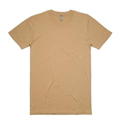 T Shirt As 5001 staple t shirts as colour