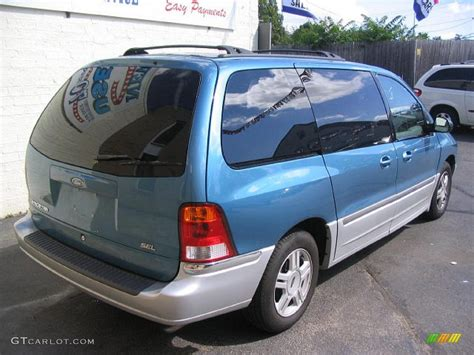 1996 ford windstar paint codes