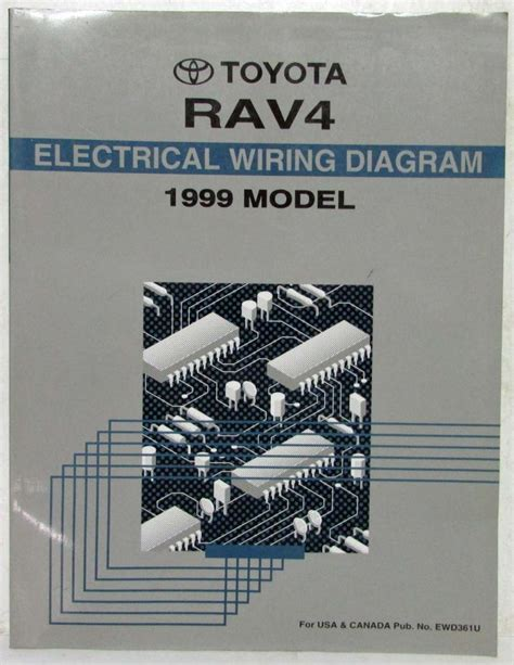 toyota rav4 wiring diagrams wiring diagrams schematics