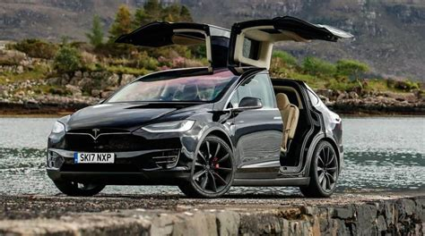 Tesla Model X P100d Price Ireland