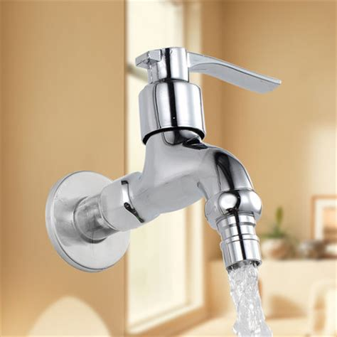 Mop Sink Faucets by Washing Machine Faucet Mop Pool Sink Tap Wall Mounted