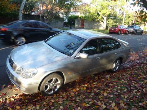 2000 lexus gs300 fuel 2000 lexus gs300 jzs160r car sales nsw sydney