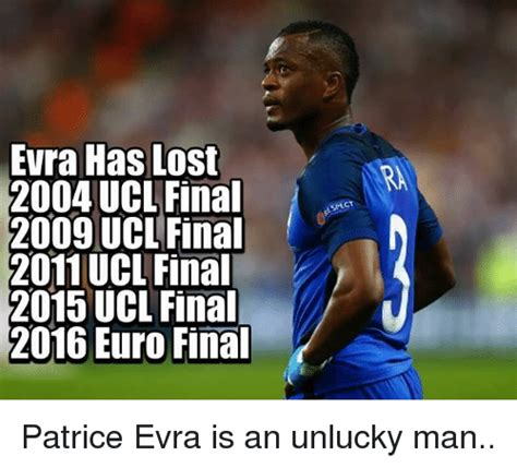 Evra Meme - funny unluckiness memes of 2017 on sizzle dank
