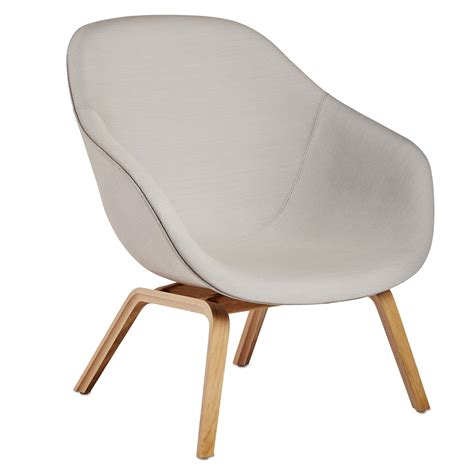Hay Lounge Chair by Hay About A Lounge Chair Low Aal83 Stoel Flinders