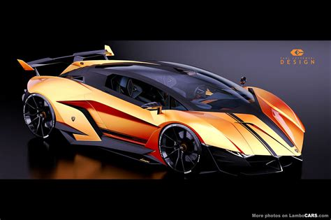 the lamborghini resonare concept by paul czyzewski