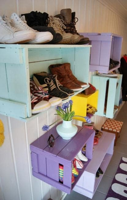 15 smart creative storage solutions 15 storage ideas and shoe organizers for