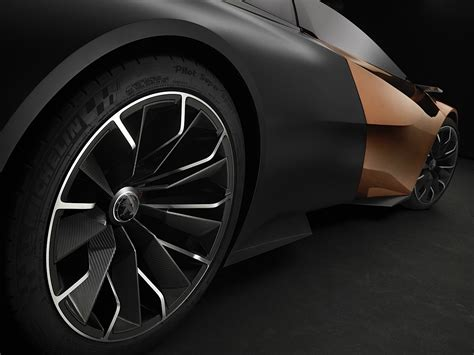 peugeot onyx engine peugeot onyx concept officially unveiled autoevolution