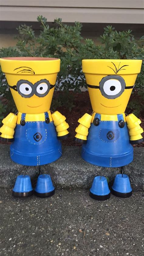 Decorating Ideas Your Clay Pots Diy Creative And Clay Pot Decor