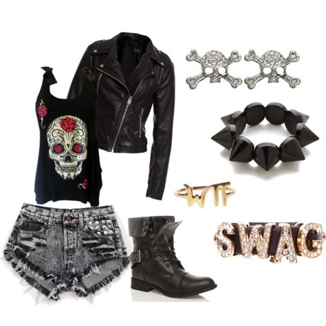Badass outfit   Polyvore