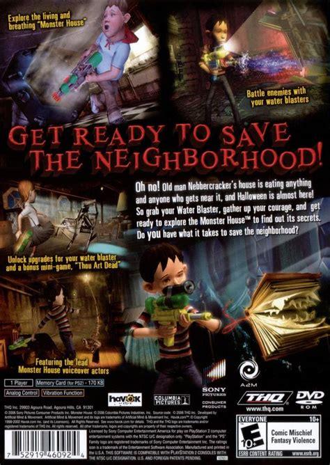 monster house game gamespace11box gamerankings