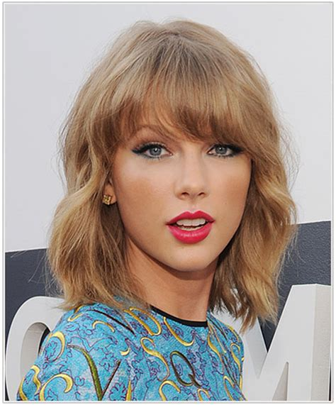 taylor swift wavy bob the top hairstyles for september 2014 hairstyles