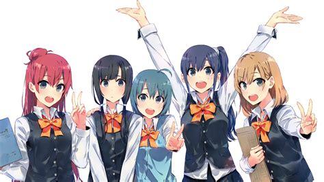 anime girl wallpaper imgur shirobako full hd wallpaper and background image
