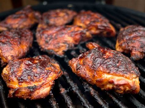 the best damn barbecue chicken thighs in the world are here cooking and recipes