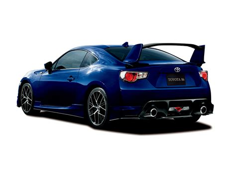 The Toyota 86 Jdm Aero Package For The Toyota Gt 86 Adds A Fresh New Look