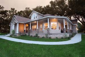 One Story House Plans With Porches Elliott Homes The Fitzgerald