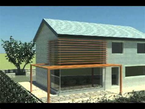 passive house design ireland passive house design and detail for ireland u k 3d youtube
