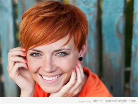 short hair redhead 10 best images about short red hair on pinterest copper