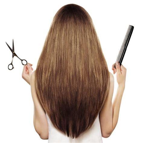 Pour Couper Les Cheveux by 4 Astuces Pour Se Couper Les Cheveux Soi M 234 Me Beaut 233