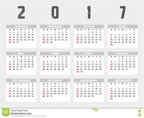 design calendar using illustrator 2017 planner design stock vector image 79274586