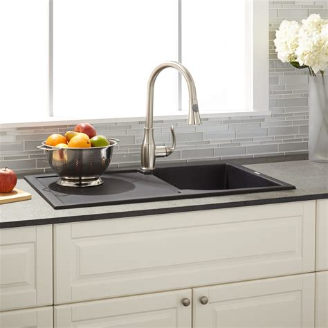 Black Ceramic Kitchen Sinks Apron Front Kitchen Sink Ikea Farmhouse Sink Review An Honest Review Of The Ikea Farmhouse Sink