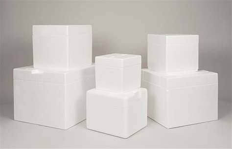 scatole in polistirolo per alimenti scatole termiche in polistirolo uso alimentare poliart