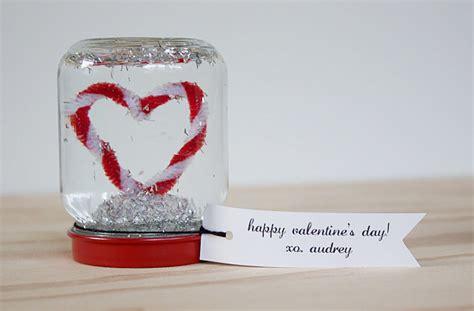 snow globe valentines snow globe 22 s day crafts your