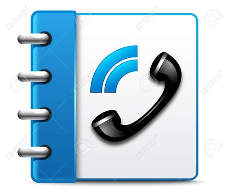 Telephone Search Telephone Directory Icon Free Icons