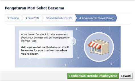 membuat fanspage facebook gratis cara mudah membuat fanspage facebook blog mas dedi