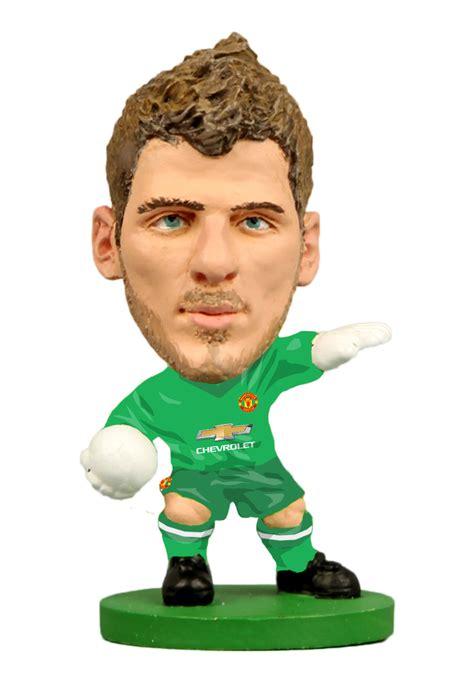 David De Gea Manchester United Figure Soccerstarz Football Figures Official Site David De Gea