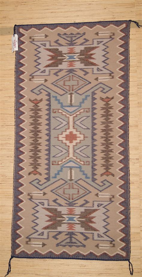 navajo indian rugs teec nos pos raised outline navajo rug for sale