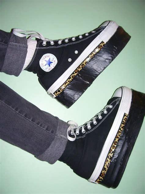 diy platform shoes how to make platform shoes crafts yarn sewing