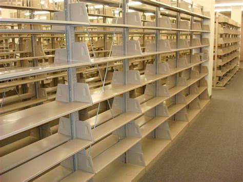 Used Shelf by Shelving Books For Libraries