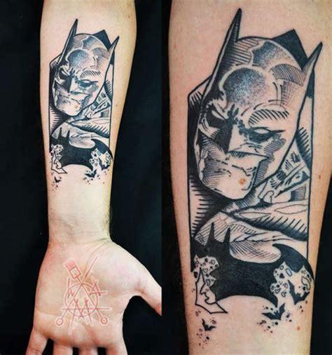batman tattoo hand 24 coolest batman tattoos designs
