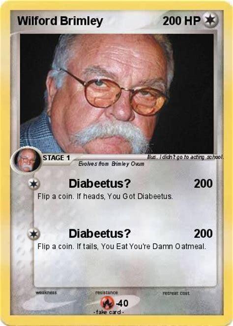 Wilford Brimley Memes - wilford brimley wilford brimley diabetes