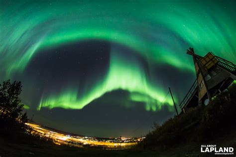 october northern lights northern lights in october in lapland lapland the magazine