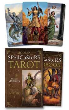 modern spellcasters tarot 0738741663 modern spellcaster s dk bk