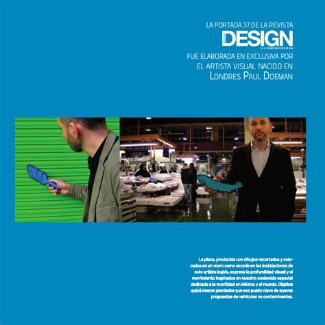 design magazine mexico art by the artist paul doeman